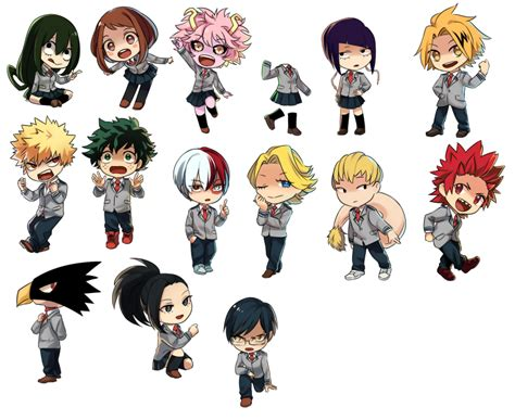 Kitsch Kitchen Accessories - bnha acrylic charms on storenvy