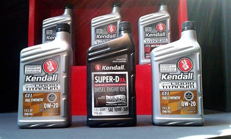 kendall motor reviews kendall luncurkan pelumas berteknologi liquid titanium