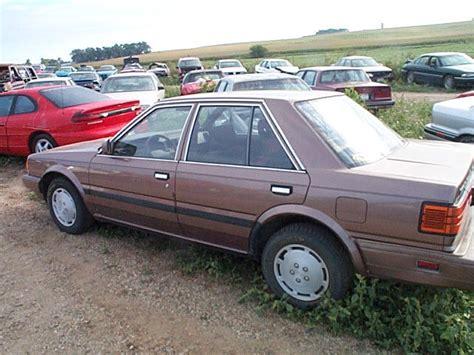 1989 nissan stanza 1989 nissan stanza throttle assy 142435 ebay