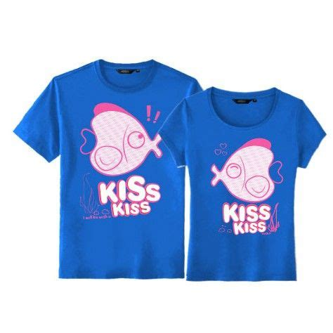 Matching Shirts For Country Couples Matching Fish T Shirts For Sale Set Of Two