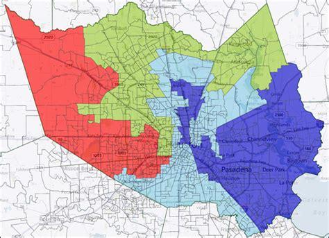 harris county texas precinct map harris county redistricting 171 greg s opinion