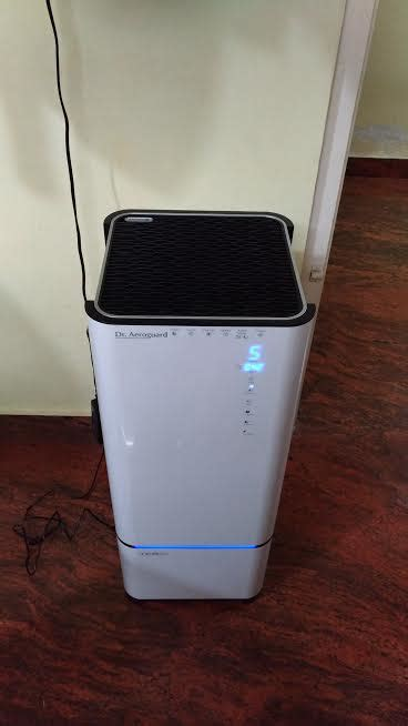 dr aeroguard scpr700 air purifier review tech2touch