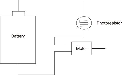 use photoresistor as switch newbie with photoresistor problem