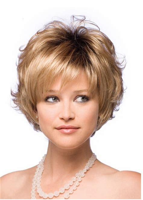 new wig styles for 2015 2015 new bob style synthetic wigs for women short wavy