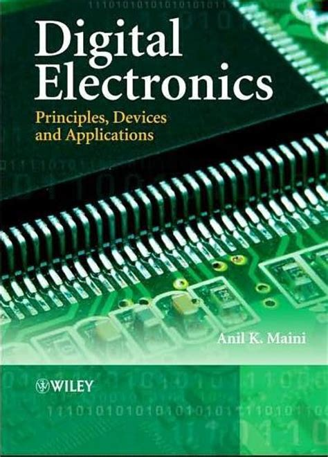 digital electronics principles and integrated circuits by anil k maini pdf 4 books to study digital electronics buy books book review