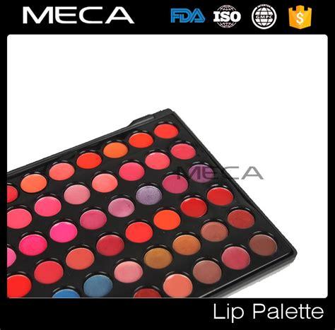 6 Lipstick Pallete 66 Warna mini lipstick set wholesale no logo 66 colors lip