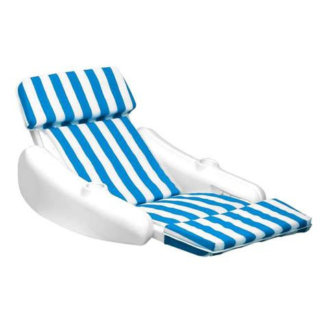 Floating Pool Lounge Chairs by Swimline Sunchaser Padded Floating Luxury Chair 10010