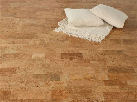 floating cork floor quot element rustic quot
