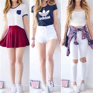 Cute outfits fashion outfit ideas outfits summer image 4458512