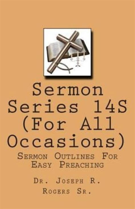 sermon books new sermon series 14s for all occasions sermon
