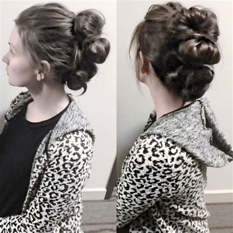 easy hairstyles glamrs 1000 ideas about quick easy updo on pinterest easy updo