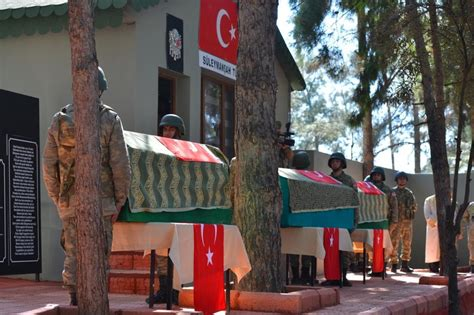 Turkey Honours Suleyman Shah S Remains At Ceremony