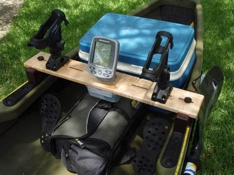 how to build a boat dashboard diy kayak dashboard kayaks and other watercraft