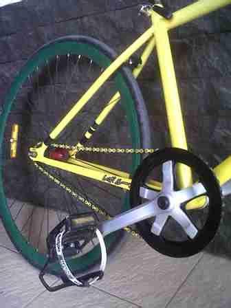 Toe Clip Sepeda Satu Pasang fixie bike