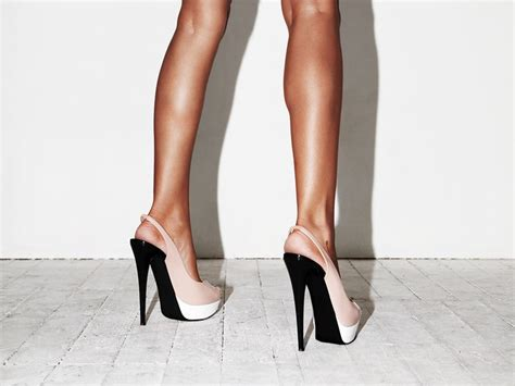 high heeled wedges what wearing high heels does to your self