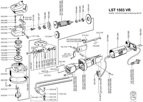 lst diagram parts for lst1503vr powerhouse distributing