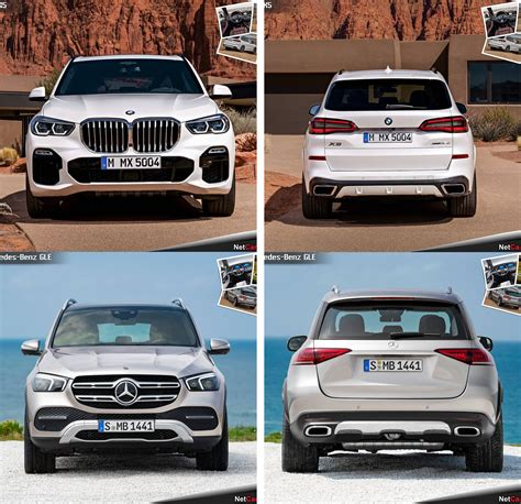2020 Mercedes Gle Vs Bmw X5 by 2019 Bmw X5 Vs 2020 Mercedes Gle