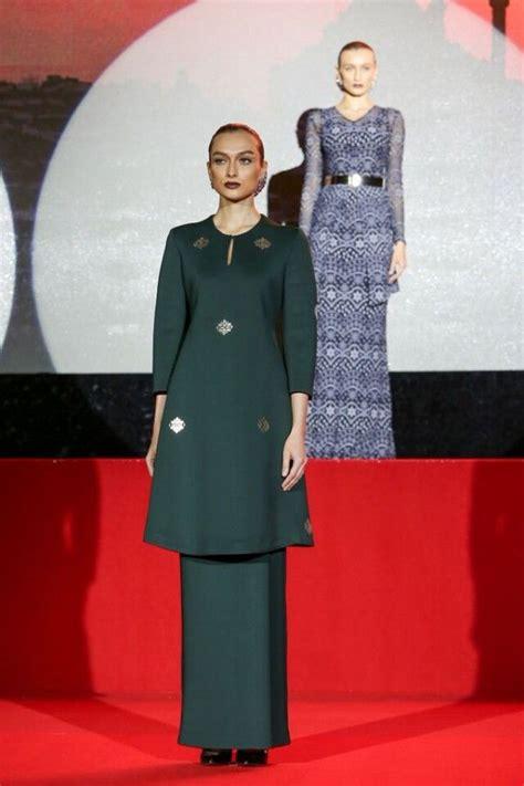 Black Blouse Fashion Import Atasan Baju Hitam Model Cardigan koleksi rizalman for zalora 2015 hari raya eid inspiration
