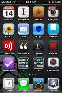 home screens welcome to the appadvice home screen peep show
