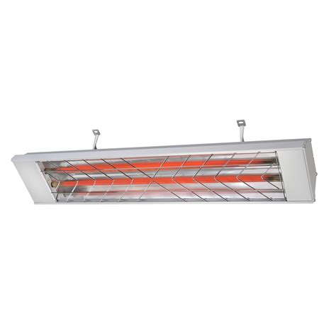 Radiant Patio Heaters Heatstrip 2400w Max Radiant Outdoor Heater Bunnings Warehouse