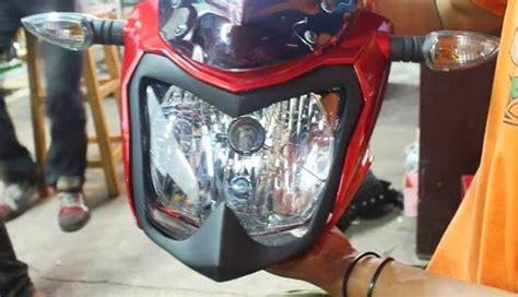 Stang Jepit Drag Ride It Merah Dan Hitam harga aksesoris yamaha v ixion 2014 bengkel