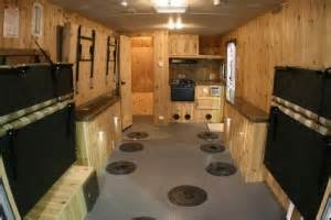 Ice Castle Fish House Floor Plans forest river inc s ice cabin debuts at rv show rv business