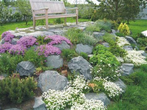 Ideas For Rock Gardens Rock Garden Design Tips 15 Rocks Garden Landscape Ideas Gardens Front Yards And Design