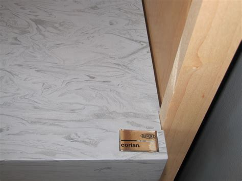 Corian Material Suppliers Dupont Corian 174 Gray This Countertop Is Made Of