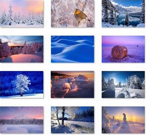 download theme line winter date computer tricks download winter theme pack for windows 8