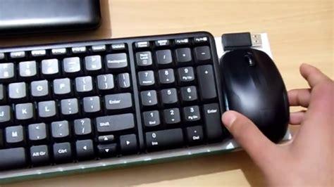 Logitech Mk220 Wireless review of the logitech mk220 wireless keyboard and mouse