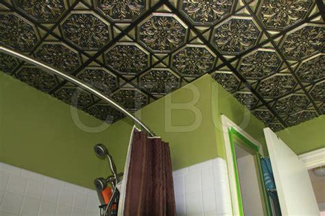 ceiling tiles for bathroom plastic glue up drop in decorative ceiling tiles