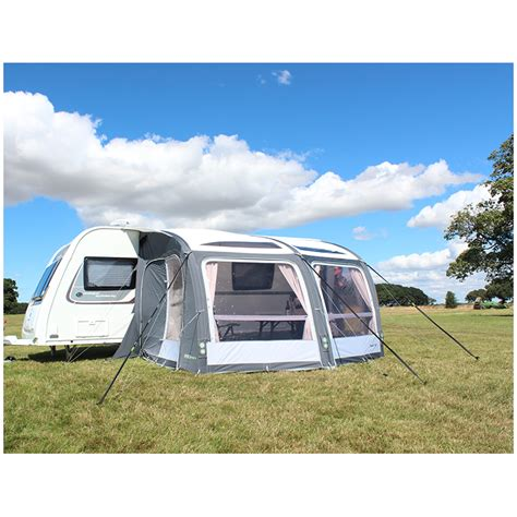 caravan awning groundsheet outdoor revolution esprit 360 pro caravan air awning with