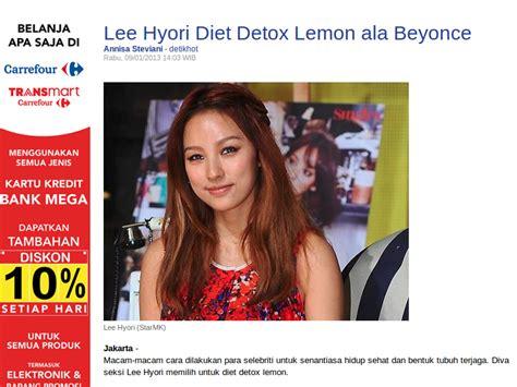 Diet Detox Lemon Adalah by 1 Minggu Cantik Dan Langsing Dengan Lemon
