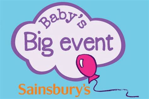 sainsburys launch babys big event  liverpool tomorrow
