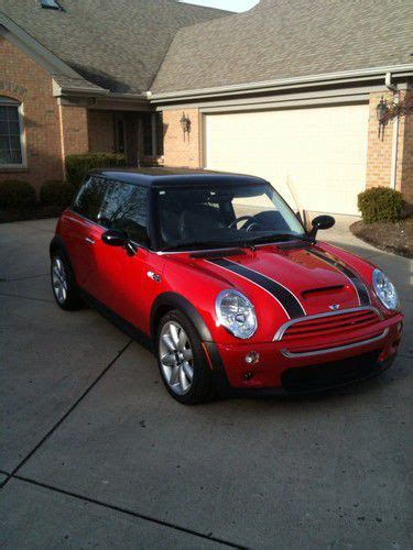 02 Mini Cooper Mpg Find Used 02 Mini Cooper S With Only 13 975 Original