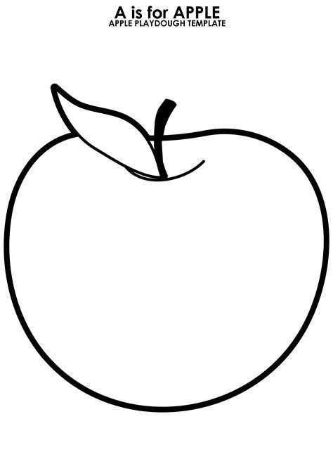 apple templates pin templates apple on