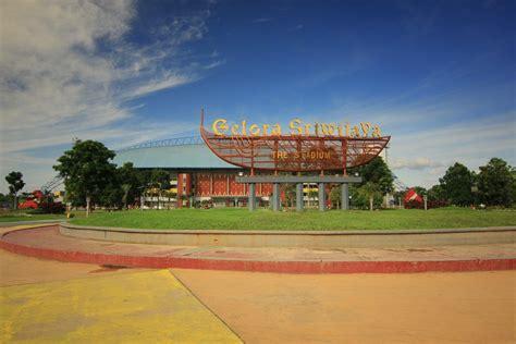 gelora sriwijaya stadion kebanggaan masyarakat sumatera