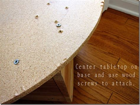 How To Make A No Sew Round Ottoman Part 1 Inmyownstyle