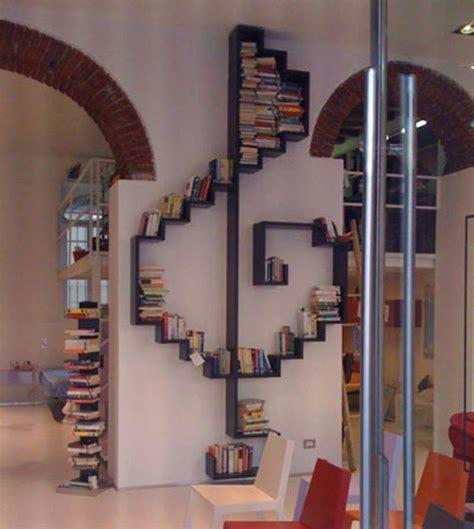 amazing diy treble clef bookshelf my desired home