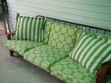 outdoor futon i had a futon frame that i wasn t using quot inside quot so i