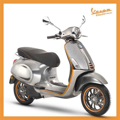 Lu Led Motor Vespa vespa electric scooter up to 200 km 124 range