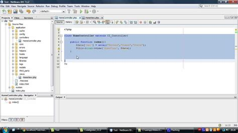 tutorial codeigniter model php codeigniter tutorial 1 basics download youtube