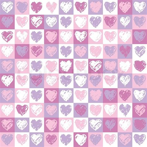 heart pattern pink heart background pattern collection 8 wallpapers