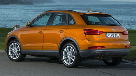 Audi Q3 1 4 Tfsi by Audi Q3 1 4 Tfsi New Entry Level Model Priced From