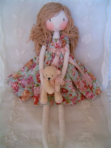 vintage doll and vintage handmade dolls