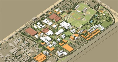 Professional Mba Csu Degree Planning by Csu Fullerton Facilities Master Plan Ac Martin