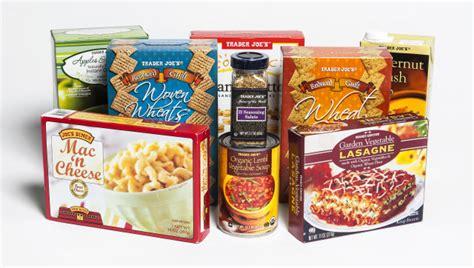 trader joe s treats revealing the name brands trader joe s food 2 taste test huffpost