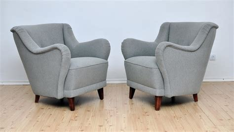 set of armchairs grey armchairs 1950s set of 2 for sale at pamono soapp