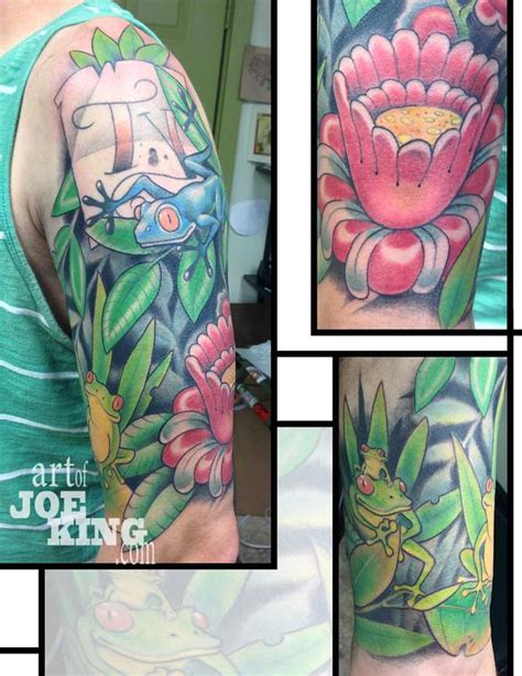 family themed tattoo off the map tattoo