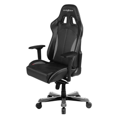 buy dxracer king series black carbon gaming chair game devices scorptec computers